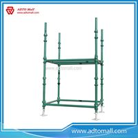 Picture of Painted Casted  Cuplock Scaffolding