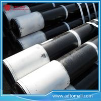 Picture of Hot Rolled Seamless Steel Pipe Tube