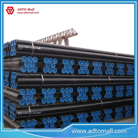 Picture of API 5L Seamless Carbon Steel Pipe