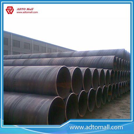 Picture of 426mmx8mmx6m Spiral Welded Steel Pipe