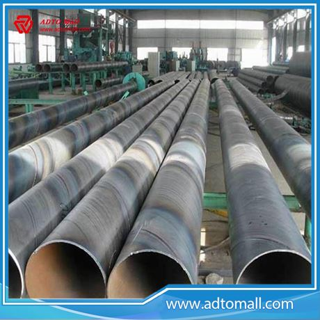 Picture of 219mmx5.0mmx6m SSAW Steel Pipeline Tube