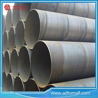 Picture of 812.8mmx12.7mmx6m Galvanized SSAW Welding Steel Pipe