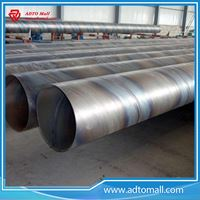 Picture of Hot Sale Low Temperature SSAW Steel Pipe Tube