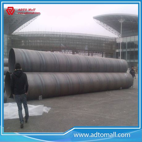 Picture of  Wholesale Construction SC SSAW Steel Pipe