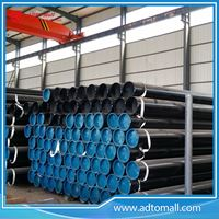 "Picture of BS 1387 Gr.A 3/4""x2.3mmx6m ERW Steel Pipes"