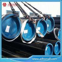 "Picture of BS 1387 Gr.B 1 1/4""x3.2mmx6m ERW Steel Pipes"