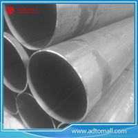 Picture of 168.3mmx3.5mmx6m ERW Welded Oval Steel Pipe