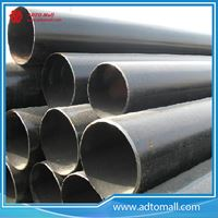 Picture of 88.9mmx2.5mmx6m ERW Mild Steel Pipes
