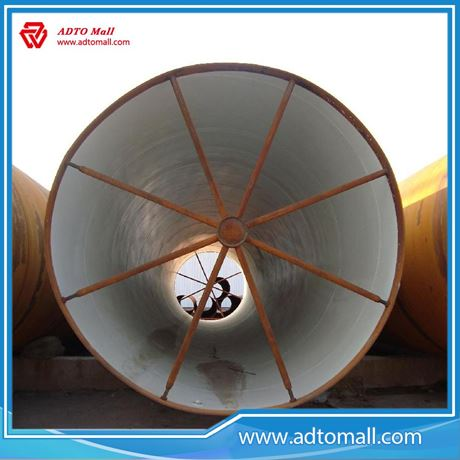 Picture of 1016mmx8mmx6m SSAW Groove Steel Pipe