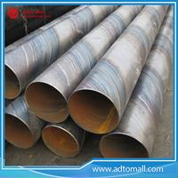 Picture of China SSAW Enginerring Fertilizer Machinery Steel Pipe
