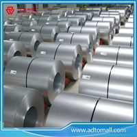 Picture of SPCC & DC01 Low Carbon Cold Rolled Steel Coil