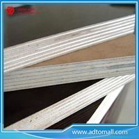 Picture of 18mm 15mm 12mm Black Film Faced Plywood