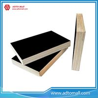 Picture of Melamine Shuttering Film Faced Plywood