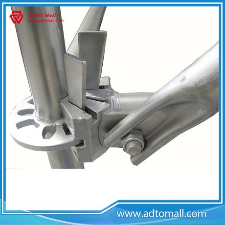Picture of Flanged facade scaffolding for sale from China ADTO factory