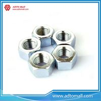 Picture of Galvanized Hexagon Nut