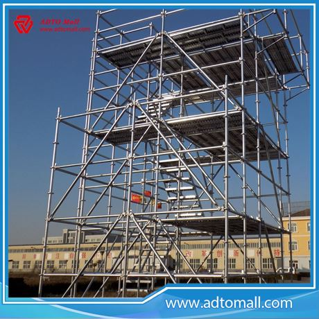 Picture of ADTO AS & NZS 1576.3 Galvanized Ringlock Scaffolding