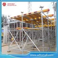 Picture of Patent Scaffolding as & nz Standard Ringlock Scaffolding Tubular Scaffolding for Sale