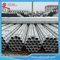Picture of Pre galvanized steel pipe 1.5inch