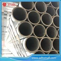 "Picture of BS1387 Gr.A 4""x3.6mmx6m Hot Dipped Galvanized Pipe"