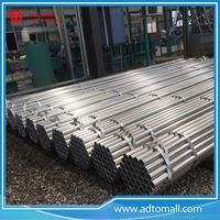 "Picture of BS1387 Gr.A 3""x3.2mmx6m Hot Dipped Galvanized Pipe"