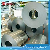Picture of Full Hard Cold Rolled Steel Coil