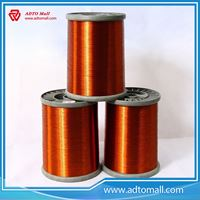 Picture of Copper Coated Iron Wire