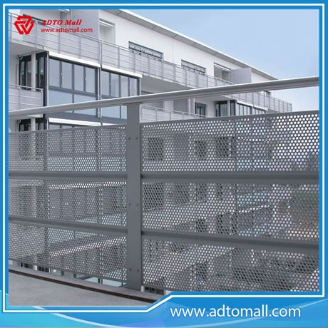 Picture of Perfortated Metal Mesh