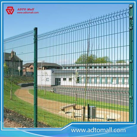 Picture of Welded  Fence