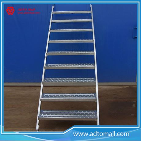 Scaffolding Steel Ladder Staircase For Ringlock Cuplock