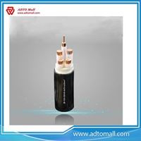 Picture of Aluminum/Copper Conductor XPLE Insulated PVC Sheathed YJV Power Cable
