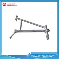 Picture of  Ringlock System Tri-angle Bracket wih rosette 48*3.2*900mm