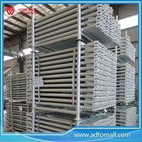 Picture of  Q235 Hot Dipped Galvanized Ringlock Ledger 48.3*3.25*1200mm