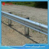 Picture of Three Beam Guardrail