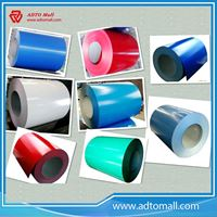 Picture of Manufacturer in China Aluminum Coil Color Coated