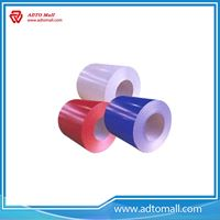 Picture of Building Use Color Coated Aluminum Coil