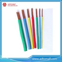 Picture of 300/500V PVC Insulated electric Wire BV/BVV/RV/RVV Cable