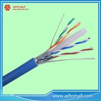 Picture of China Manufacture Hot Sale Bare Copper Cat6 ftp Network Lan Cable Cat6