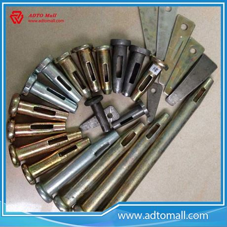 Q235 Steel Formwork Round Pin And Wedge Pin