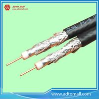 Picture of RG6 Coaxial Cable