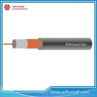 Picture of RG59/RG6/RG11 Coaxial Cable