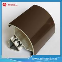 Picture of Powder Coating Aluminum Window Frame