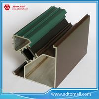 Picture of Aluminum Profiles for Windows, Doors, Curtain Wall