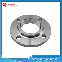 Picture of API Carbon Steel Th Thread Flange