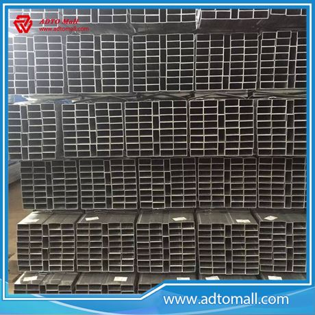 Picture of Best Price 40mm*20mm Pre-galvanized Rectangular Pipe