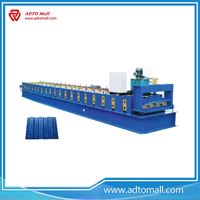 Picture of Floor Deck Steel Panel Roll Forming Machine