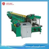 Picture of Z Purlin Roll Forming Machine