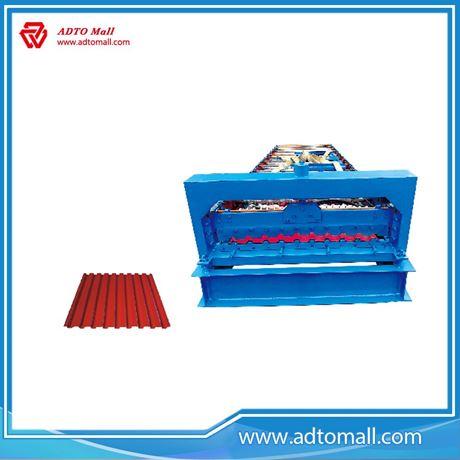 Picture of Steel Shutter Door Roll Forming Machine