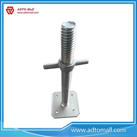 Picture of Hot Dipped Galvanized Adjustable Base Jack