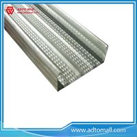 Picture of C-Channel Galvanize Steel profiles for Ceiling Suspending System