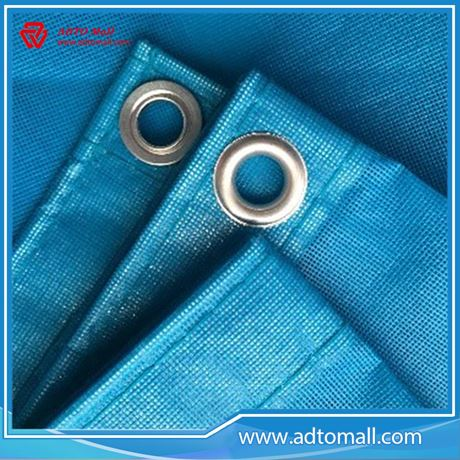 Picture of 130g PVC Mesh Sheet Construction Protection